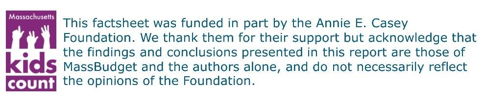 Annie E. Casey Foundation blurb